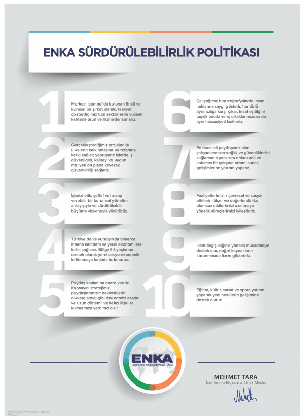 ENKA_Sustainability_Policy_TR