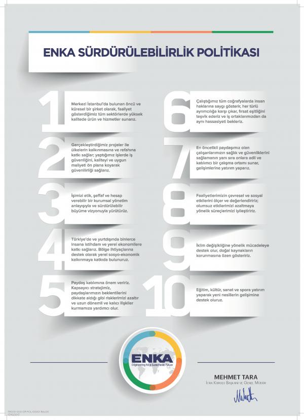 ENKA_Sustainability_Policy_TR