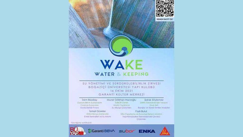 Boğaziçi University – WAKE Event