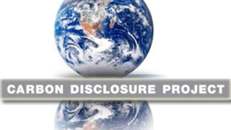 Проект по раскрытию информации о выбросах углерода (CDP) компании «ЭНКА», 2017 г.