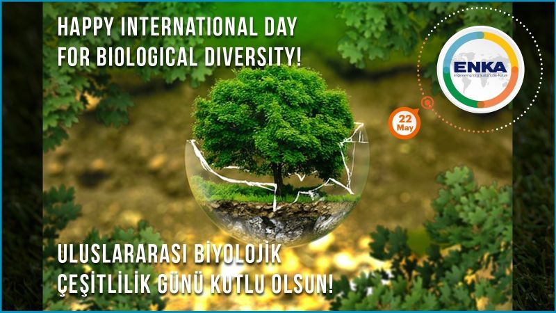 Happy International Day for Biological Diversity!