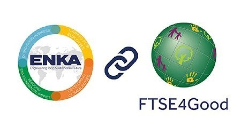 ENKA HAS BECOME A CONSTITUENT OF THE FTSE4GOOD INDEX
