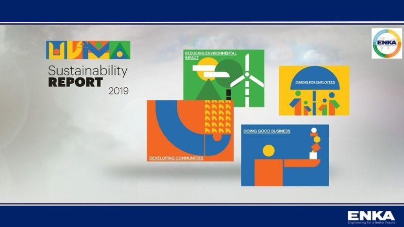 ENKA 2019 Sürdürülebilirlik Raporu