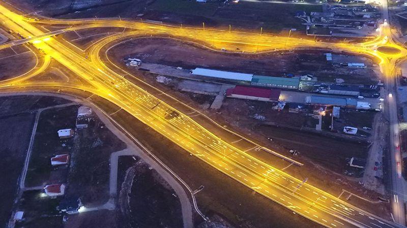 Команда проекта автомагистрали Косово откроет еще 10 км дороги для использования жителями Косово в июне 2018 года
