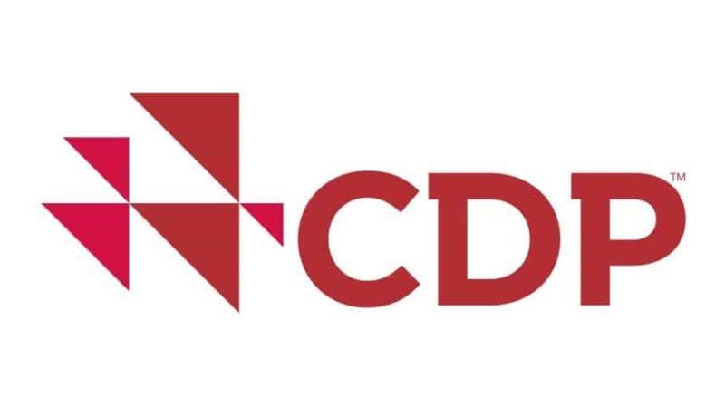 Оценки CDP за 2018
