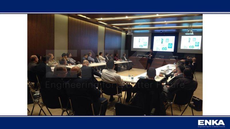ENKA Grup Şirketleri Sürdürülebilirlik Komitesi oluşturuldu