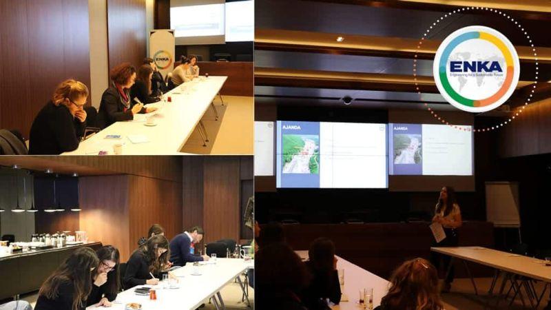 İlk Sürdürülebilirlik Önceliklendirme Çalıştayı STK & Meslek Odaları ile düzenlenmiştir
