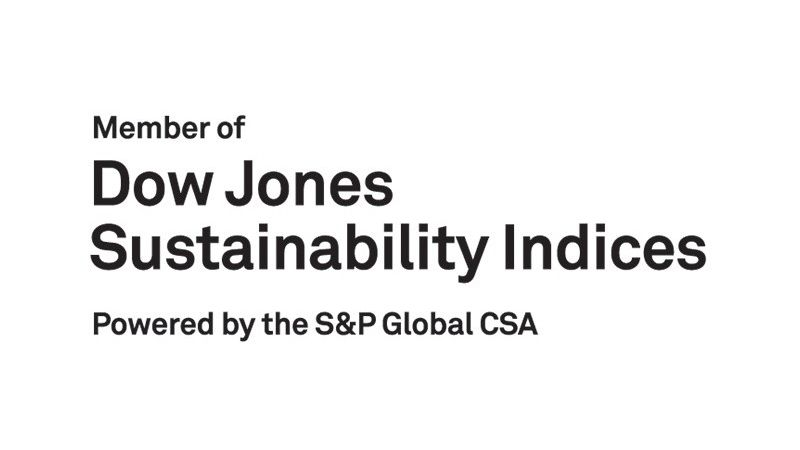 ENKA HAS BEEN SELECTED AS AN INDEX COMPONENT OF THE DOW JONES SUSTAINABILITY INDICES (DJSI)