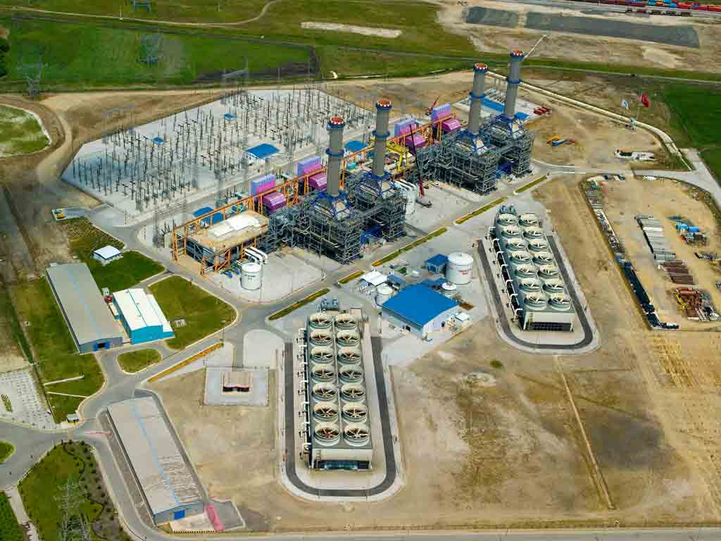 Natural Gas Combined Cycle Plants Us
