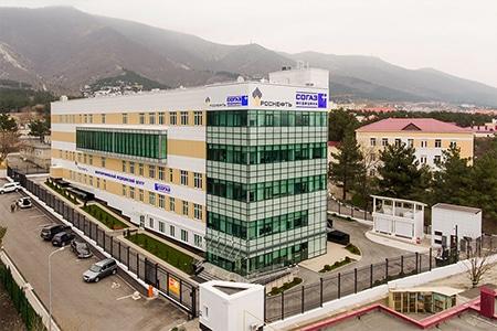 Multifunctional Medical Complex in Gelendzhik