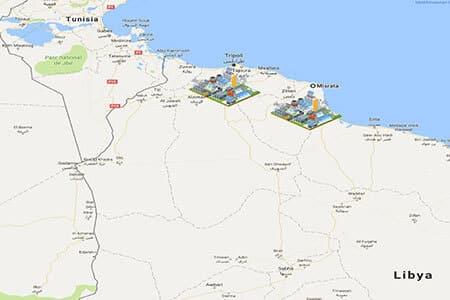 Tripoli West 671 MW Simple Cycle Power Plant