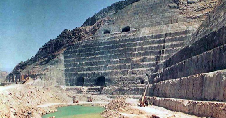 Bekhme Barajı ve İşveren Konutları