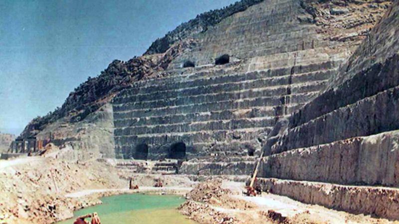 Bekhme Barajı