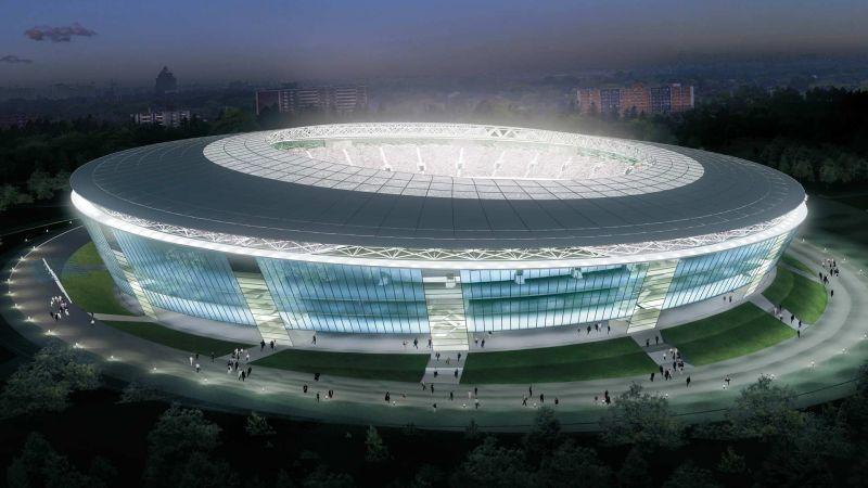 FC Shakhtar Donetsk Stadyumu