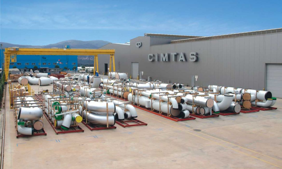 """Çimtaş Pipe was announced as the winner of the """"National Quality Success Award"""" by KalDer"""