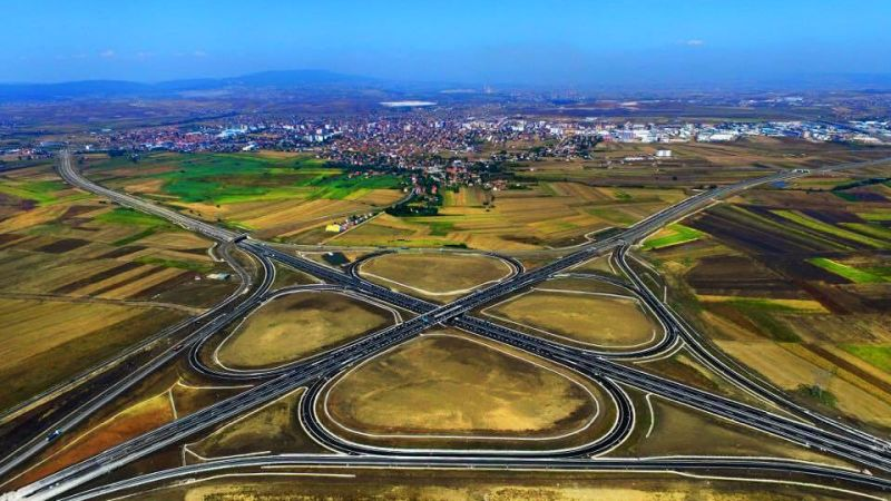 2.600.000 man-hours w/o LTI were spent in Route 6 Pristine Hani i Elezit Motorway Project
