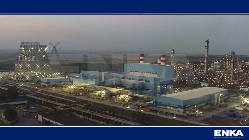 Nizhnekamsk 495 MW CCPP reached 5,000,000 person-hours without LTI