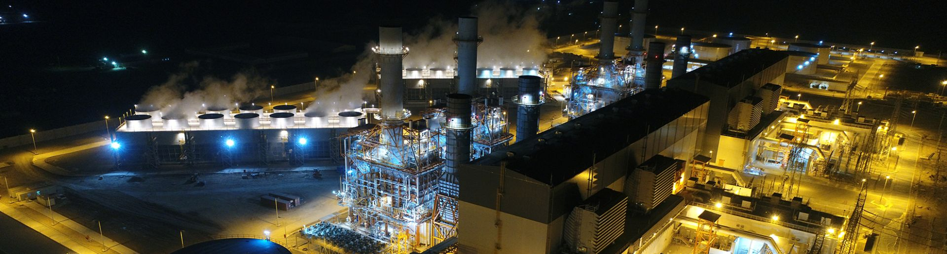 Baghdad Besmaya 1500 Mw Ccpp Enka Naat Ve Sanayi A Power Plant General Layout Combined Cycle