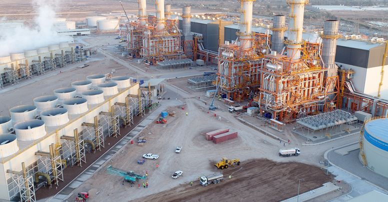 Baghdad Besmaya 1,500 MW Combined Cycle Power Plant