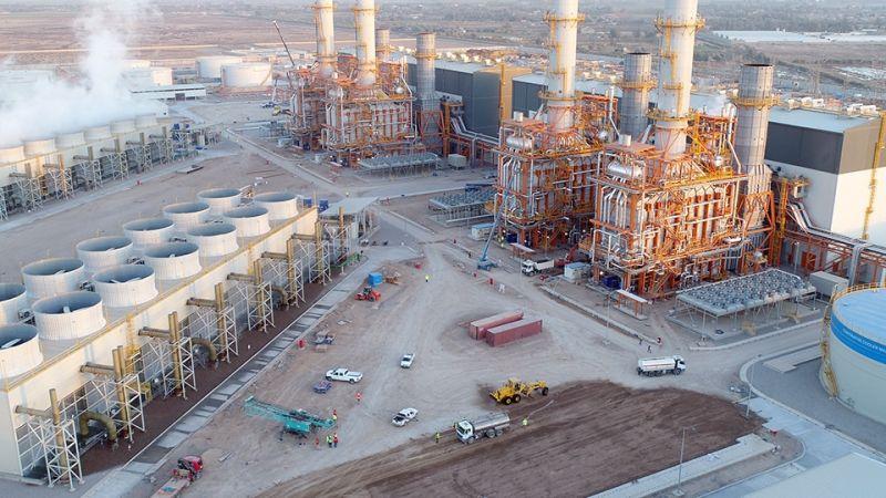 Bağdat Besmaya 1.500 MW Kombine Çevrim Elektrik Santrali