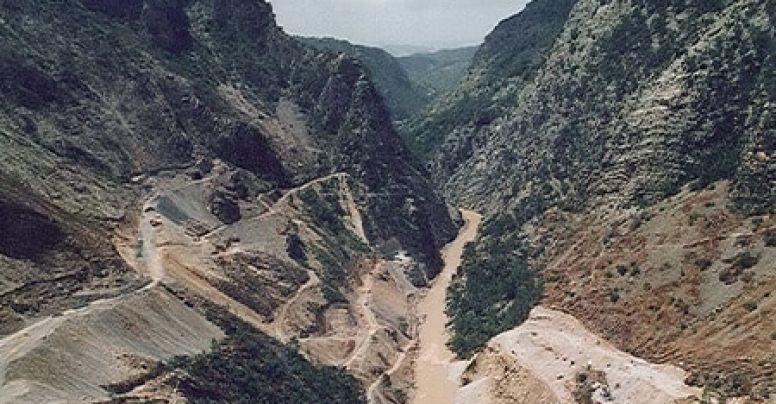 Berke Dam