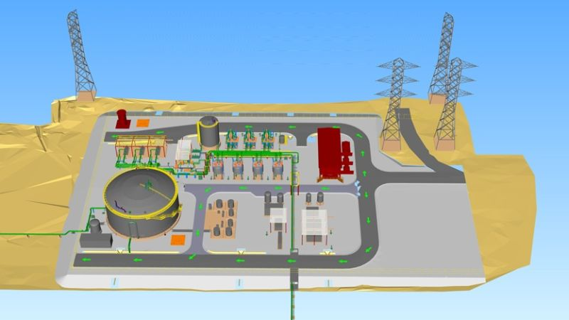 The Produced Water – 2 Project in Basra, Iraq