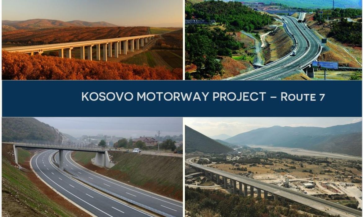 1.957.000 man-hours w/o LTI were spent in Kosovo Motorway (Route 6)