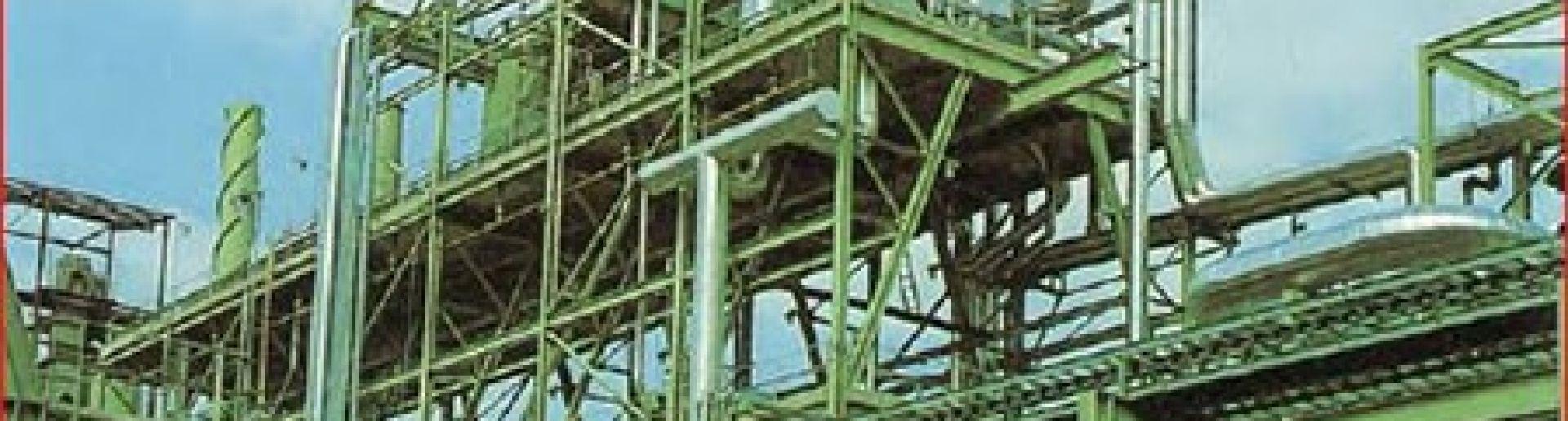 Arab Potash Potasyum Rafineri ve Eleme & Sıkıştırma Tesisi