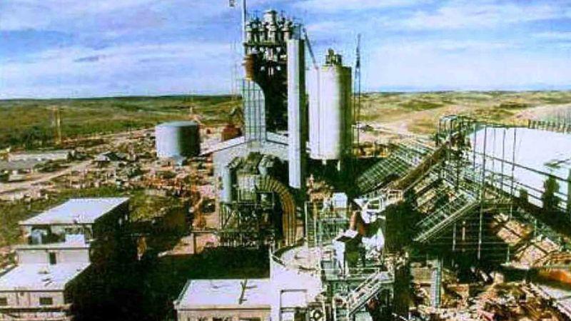 Al Khoms Çimento Fabrikası