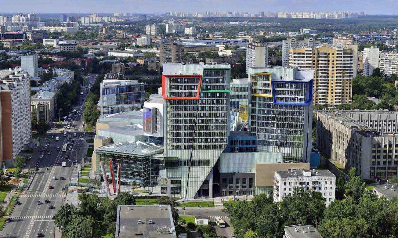 "Prideful success by ""ENKA TC"": Future Retail Award to Kuntsevo Project from Dubai"