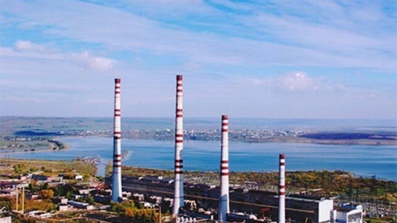 Zainskaya 858 MW Kombine Çevrim Santrali