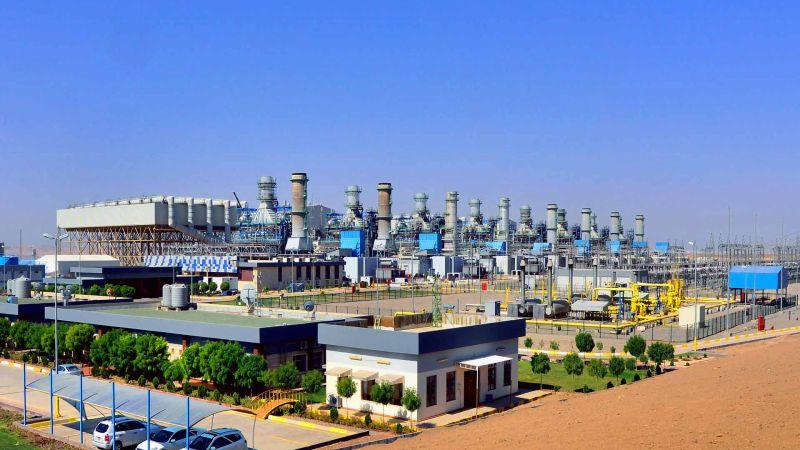 Süleymaniye 1.500 MW Kombine Çevrim Santrali