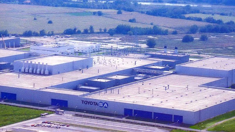 Toyota-SA Otomobil Fabrikası