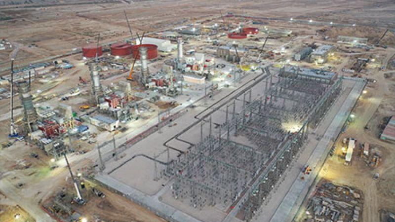Samawa 750 MW Kombine Çevrim Santrali