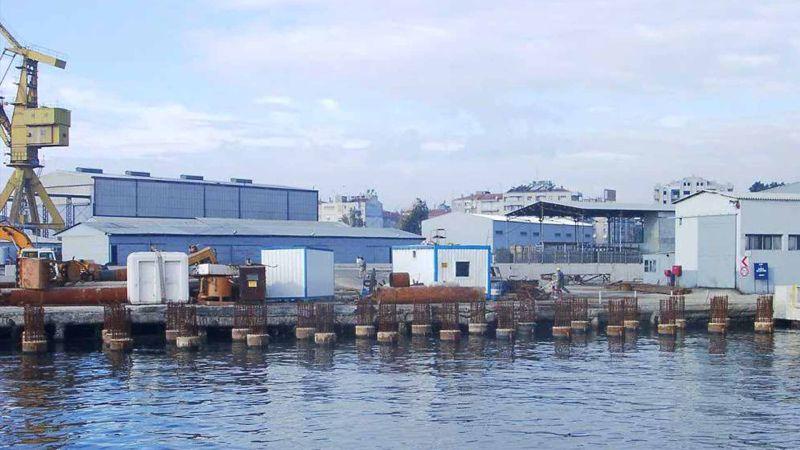 Военно-Морская База и Верфи Порта Измир