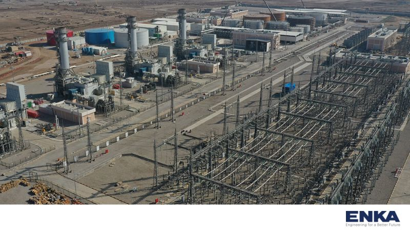 Samawa 750 MW CCPP reached 8 million person-hours without LTI