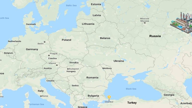 Kazan 250 MW Kombine Çevrim Elektrik Santrali