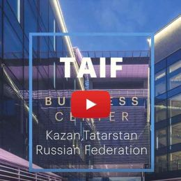 TAIF Business Centre Project