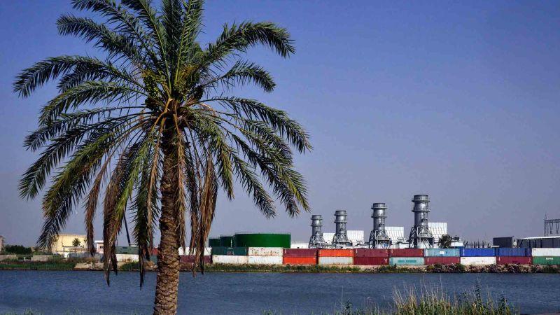 Najybia 500 MW Doğalgaz Türbinli Elektrik Santrali