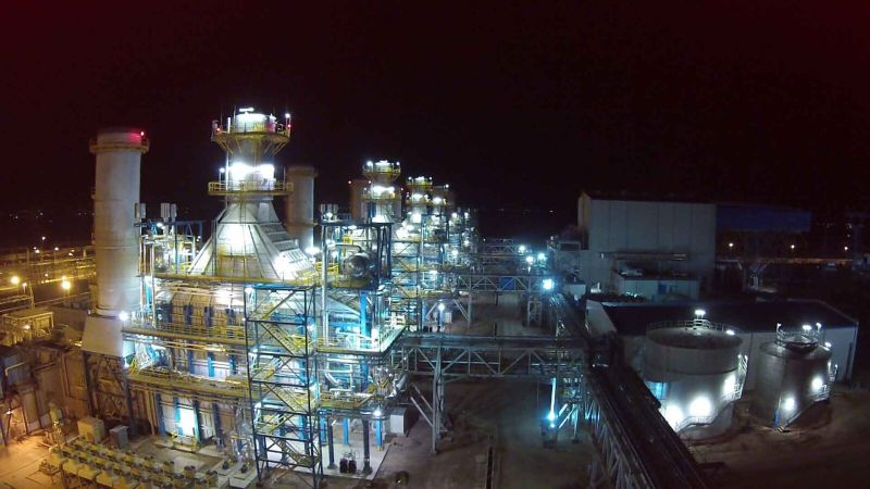 1,500 MW Erbil CCPP was completed with 5.000.000 man-hours w/o LTI