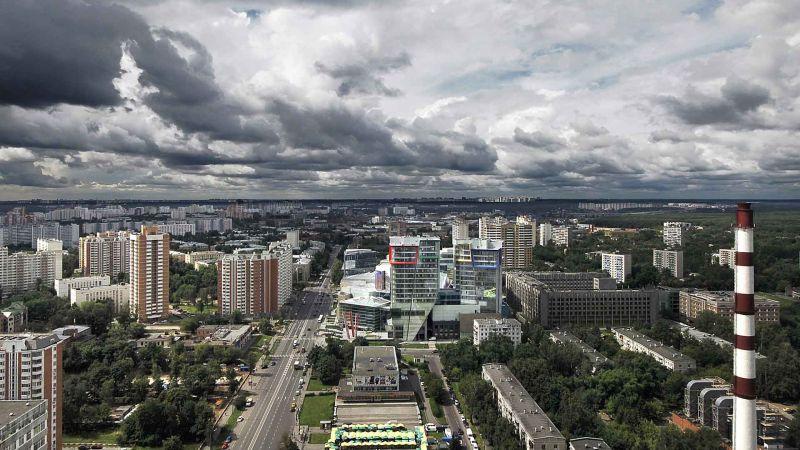 """Çok-Fonksiyonlu Ticaret & İş Merkezi """"Kuntsevo Plaza"""""""