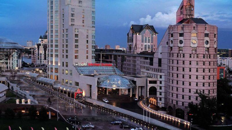 Riverside Kuleleri – Swiss Otel