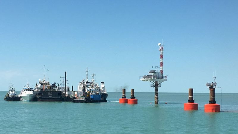 Bautino Offshore Projects in Kazakhstan reached Grade A as a result of Joint OVMSA Verification & Assessment (JOVA)
