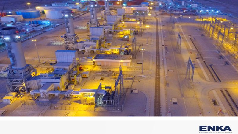 Dhi Qar 750 MW CCPP reached 8 million person-hours without LTI