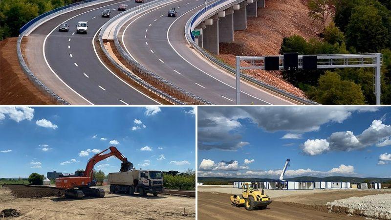 Morava Corridor Motorway Project Progress