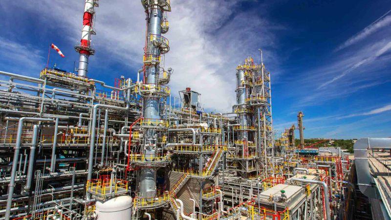 Khabarovsk Rafinerisi Hidroproses Tesisi Projesi