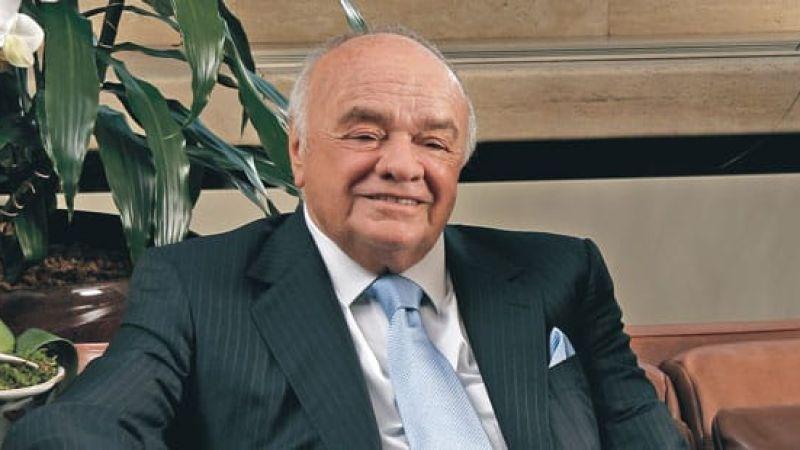 Mr. Şarık Tara has received the first Business Statesman Award