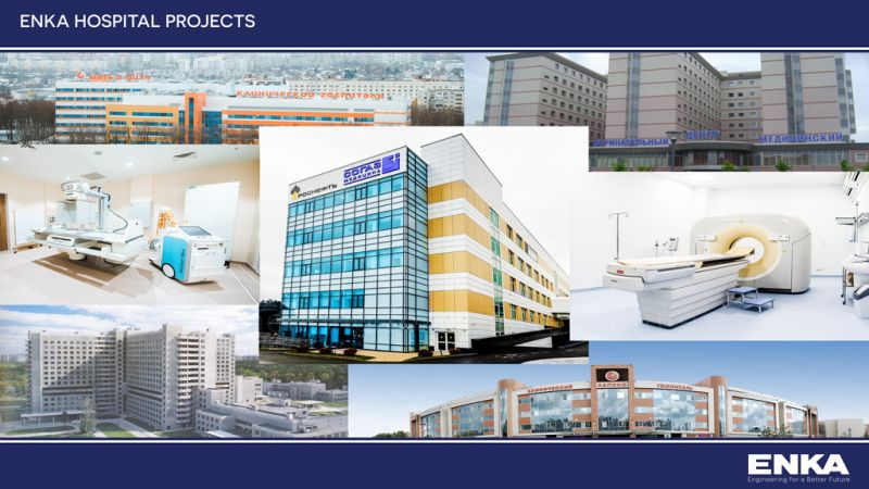 ENKA Hospital Projects