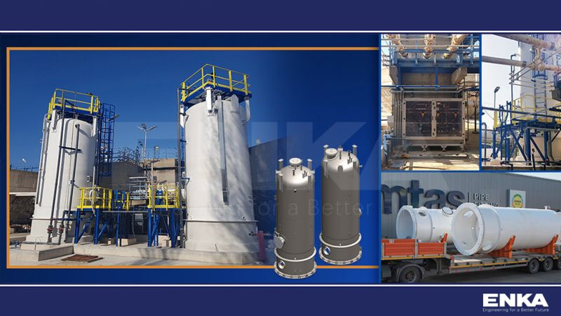 Injection System for Petkim Aliağa Complex Water Treatment Plant, Turnkey Project
