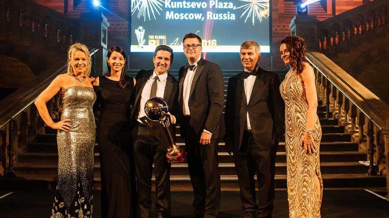 """""""International Retail & Leisure Destionation Award"""" by Retail and Leisure International"""